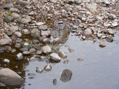 Rocks And Water 05 by Gracies-Stock