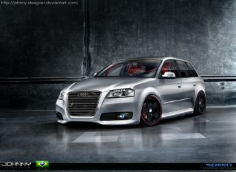 Audi A3 Sportback by Johnny-Designer