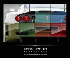 Rear Exotica VI Wallpaper Pack by Bobby-Sandhu