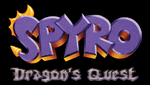 Spyro: Dragon's Quest Logo by MarioFanProductions
