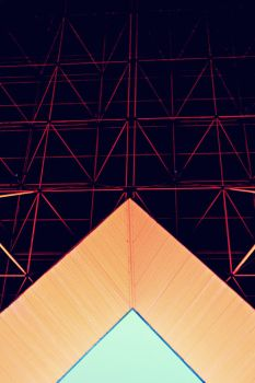 triangles by psychofunk