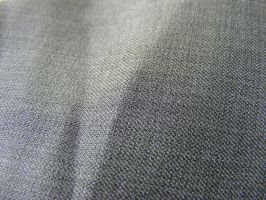 Gray Fabric 2 by Artfans