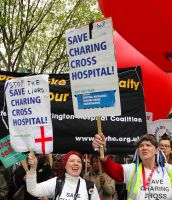 May 18th 2013 - Save the NHS: 7 by LouHartphotography
