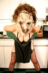 leatherface two by klung1