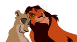 Lion King ''ofcause i will be your Queen'' base by Nuller4444-bases