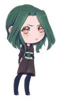 Saya Chibi by TheCamellias