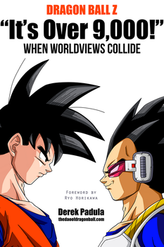 DBZ It's Over 9,000!: WWC final cover by Raykugen