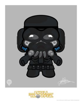 SKULLTROOPER - JET TROOPER by mangalee412