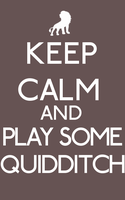Gryffindor, Keep Calm by smashingdaisies