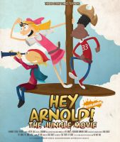 Hey Arnold: The Jungle Movie by Pervert-pop