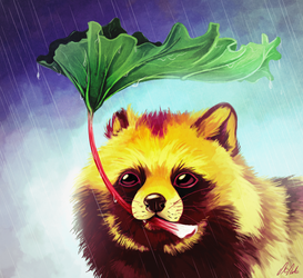 Tanuki - WITH VIDEO by ShanaPatry