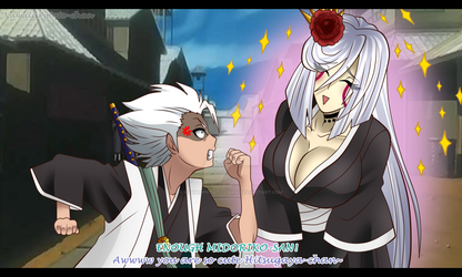 [Bleach Oc] Toshiro is so cute by KawaiiiPotato-chan