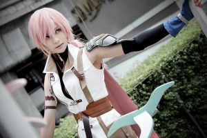 Lightning FFXIII by Jameskillermaster