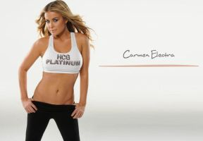 Carmen Electra 2 by ArtSlash13