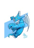 Exveemon by febriariyanto