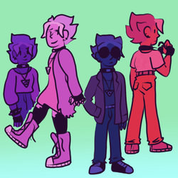 Smol Gay Fashion by StarSeedDreamer