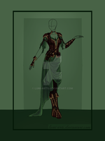 Auction: Adoptable Outfit 8 [CLOSED] by Lumi-Arts