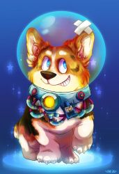 GG's the Corgi by Atomik-Goku