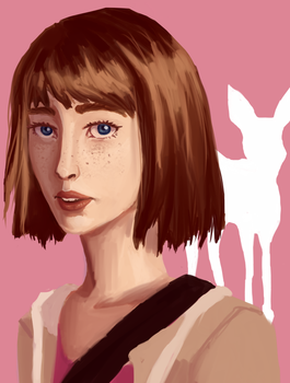 Max Caulfield by Rainydaysmiles