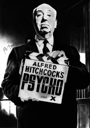 Psycho by ThePissICallArt