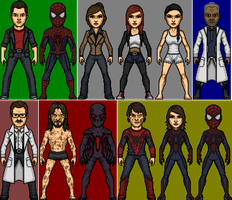 ASM MCU Clone Saga by SpiderTrekfan616