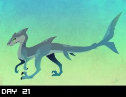 October 2015 Design Challenge: DAY 21 by Lanmana