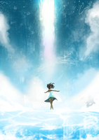 Dance of Heaven and Sea by Camshep