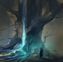 Tree of Wands by parkurtommo