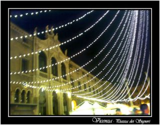 .Lights of Vicenza. by LubrAnna