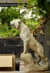 #Fuentes #Jardines #Esculturas #Panther by TitoCullen