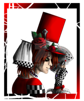 Mad Hatter by Toa-Lagara