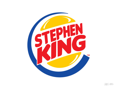 Stephen King by thecarlosmal