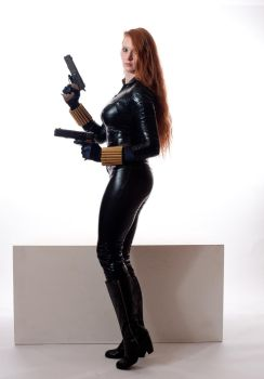 Lisa Black Widow 4a by jagged-eye