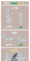 OUTDATED// Dragon Bun Traits :: Forms | Types by Plenii