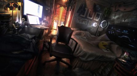 The Den by JonasDeRo