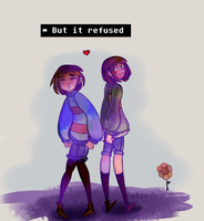 It Refused by TheMeGang