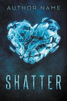 Shatter - Premade Book Cover by LHarper