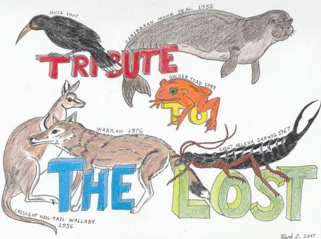 Tribute to the Lost, Part 2 by markthepencilguy