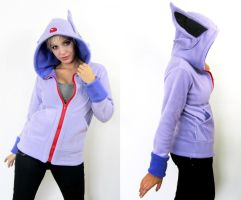 Evolution Psychic Hoodie! by Lisa-Lou-Who
