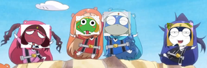 Himouto! Keroro-chan S! by tackytuesday