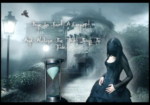 Time is just a concept by enigma-theory
