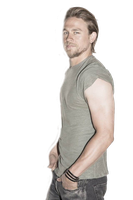 Charlie Hunnam Png by yotoots