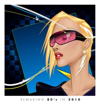 Remaking 80s in 2010 by hassmework