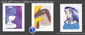 SDS Old art from 1999 by Gneiss-chert