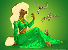 Zhora and the Winged Tube Rats by ZhoraTheWolverbabe
