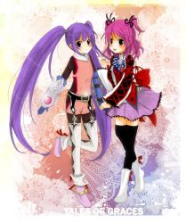 Tales of Graces by graff-eisen