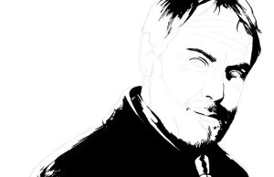 WIP - Crowley by indigowarrior