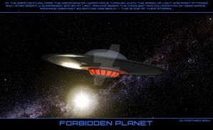 Forbidden Planet by dragonpyper