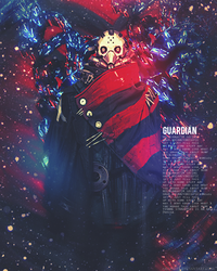 Guardian Large Tag. by ArcaneFx