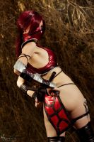 Skarlet IV by Nebulaluben